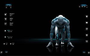 :: ROBOT :: by DarkEagle2011