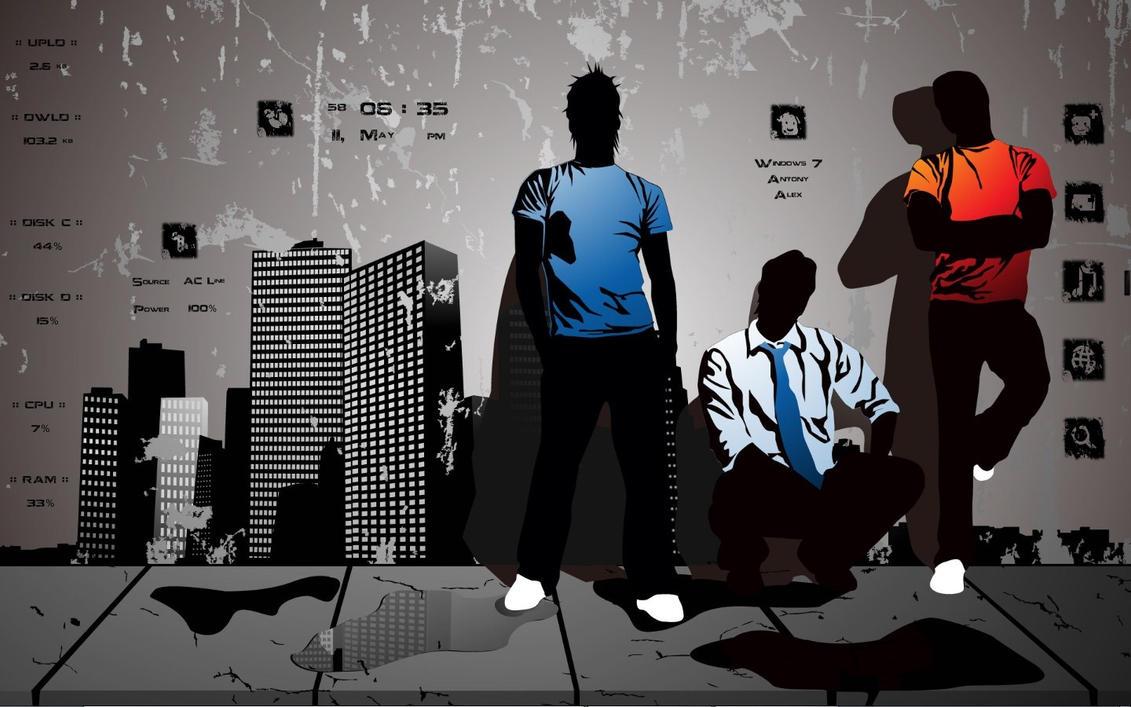 :: DANCER :: by DarkEagle2011