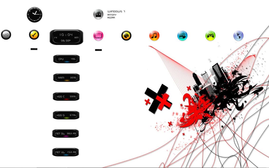 :: SKYLINE :: by DarkEagle2011