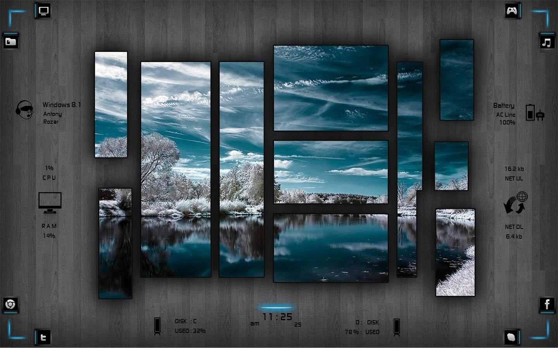:: WINTER :: by DarkEagle2011