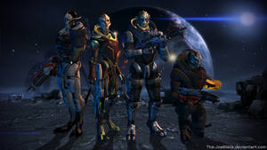 Mass Effect - The Turians