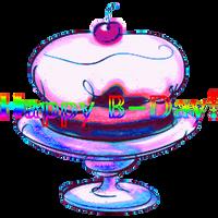 Icon_01: Birthday Cake