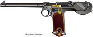 Borchardt pistol - HLebooks.com