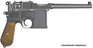 Mauser C96 pistol - HLebooks.com