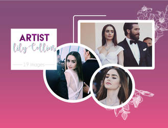 Lily Collins by Mel-06
