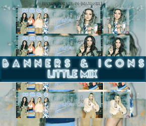 Pack Icons/Banners (Little Mix)