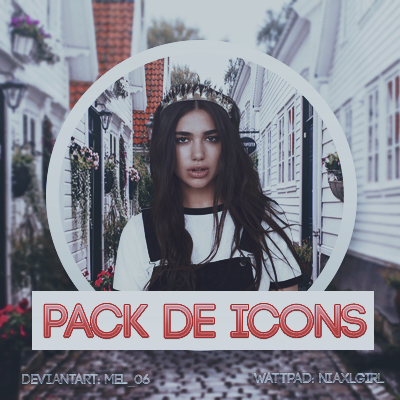 Pack Icons by Mel-06
