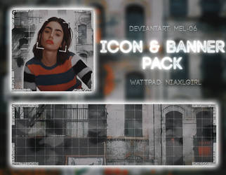 IconBanner Pack by Mel-06
