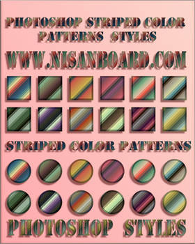 Striped Color Patterns
