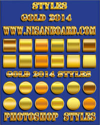 Gold 2014 Styles