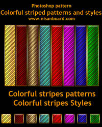Colorful Striped Patterns