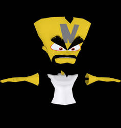Dr. Cortex (Crash The Wrath of Cortex) Model