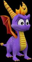 Spyro (Spyro Enter the Dragonfly) Model