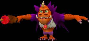 Ripto Monster (Spyro Enter the Dragonfly) Model