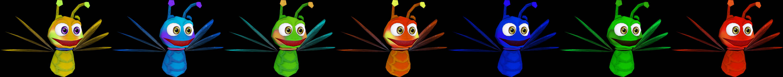 Baby Dragonfly (Spyro Enter the Dragonfly) Model