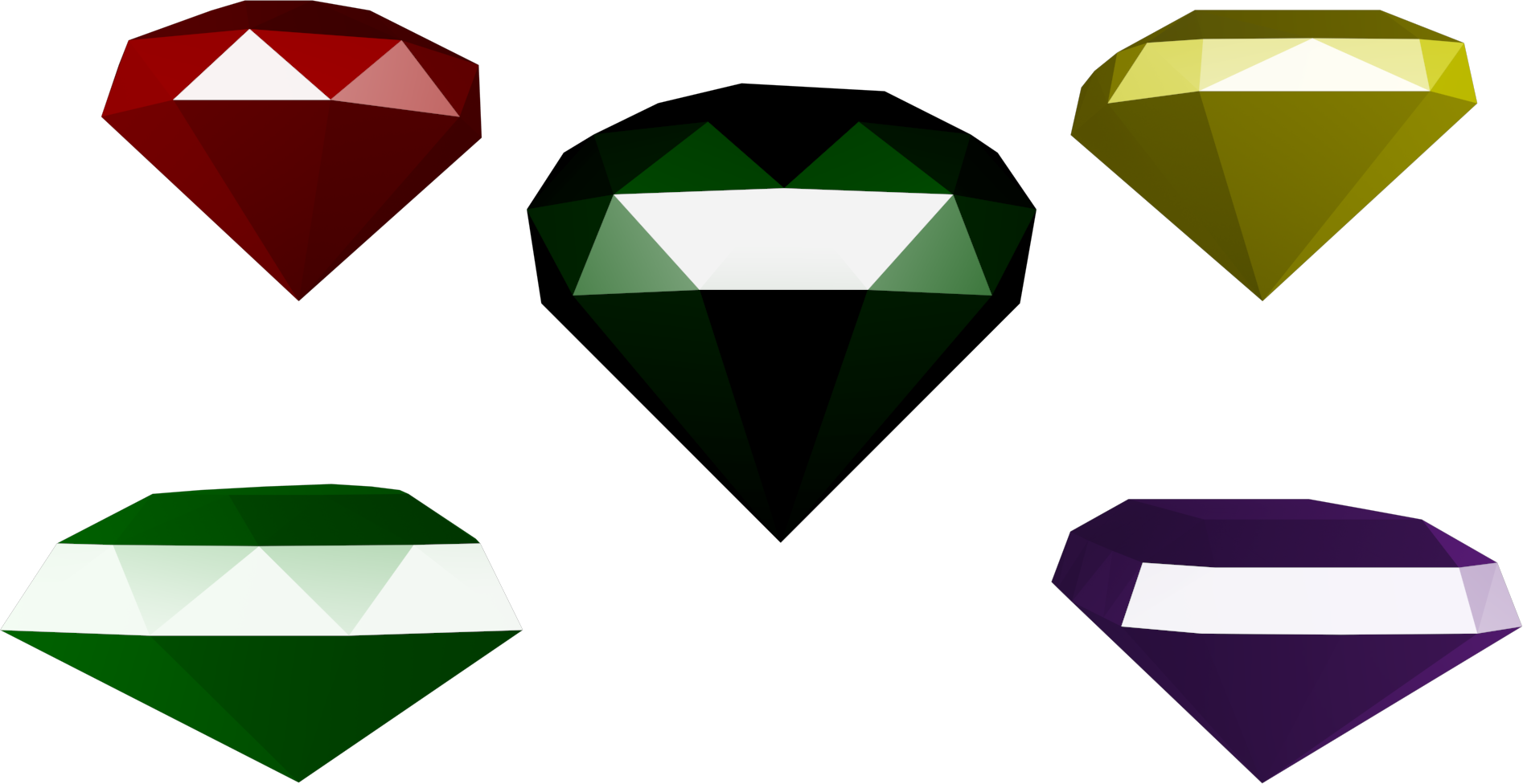Gems (Spyro Enter the Dragonfly) Model