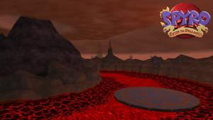 Ripto's Showdown (Spyro Enter the Dragonfly) Model