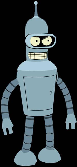 Bender (Futurama) Model