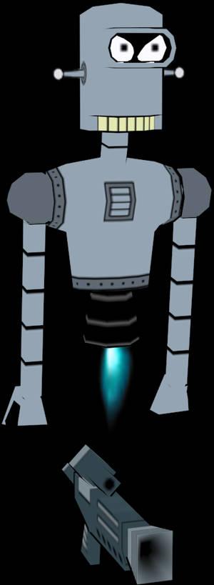 Stormtrooper (Futurama) Model