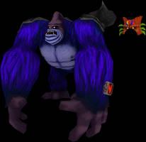 Scorporilla (Crash of the Titans) Model