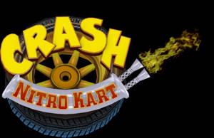 Crash Nitro Kart Logo (Crash Nitro Kart) Model