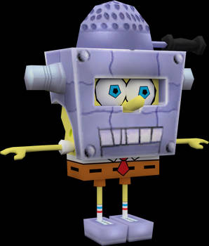Disguised Bob (Attack of the Toybots) Model