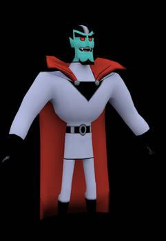 Vlad Plasmius (Nicktoons Unite) Model