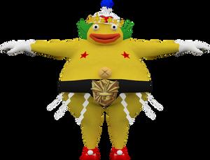 The Yellow Monkey (Ape Academy) Model