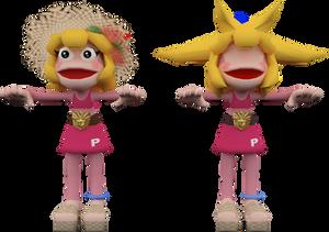 The Pink Monkey (Ape Academy) Model