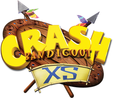 Crash Bandicoot XS Logo HD