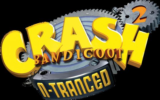 Crash Bandicoot 2 N-Tranced American Logo HD