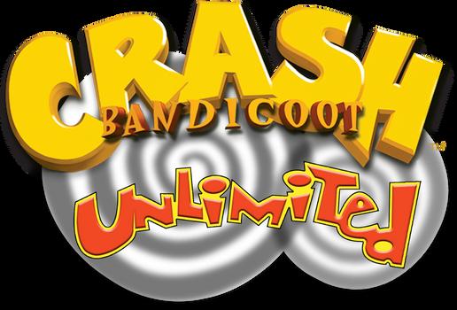 Crash Bandicoot Unlimited Logo HD