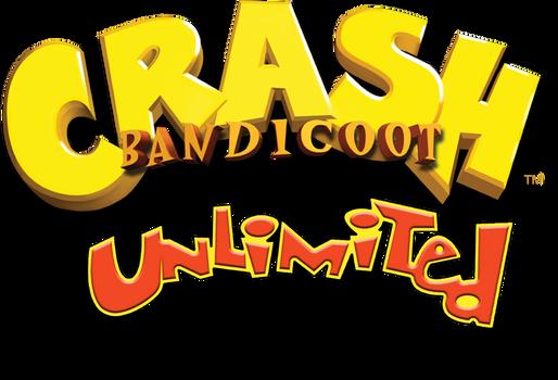 Crash Bandicoot Unlimited Logo HD (Personal Edit)