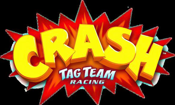 Crash Tag Team Racing Logo HD