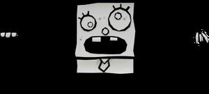 DoodleBob (Nicktoons Unite) Model