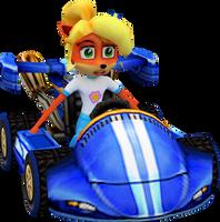 Coco Bandicoot (Crash Nitro Kart) Kart Model