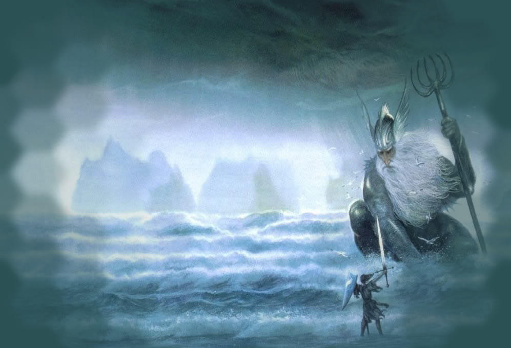 essays on poseidon god of the sea