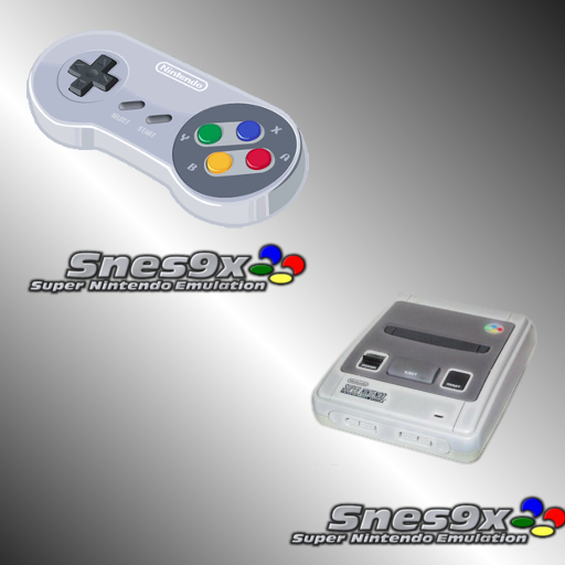 Snes9x dock icons by Catw on DeviantArt