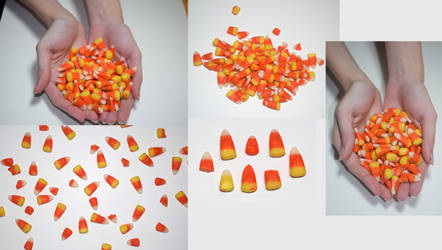 Candy Corn Set [CC0] by AwesomeStock
