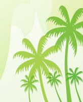 Coconut Tree Brush by rahulmax