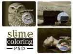 Slime Coloring Psd by PriscillaSantanaArts
