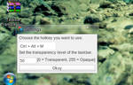 Taskbar Transparency v2