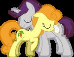 Golden Harvest Hugs (Vector Request)