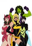 Avengers Girls