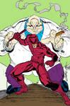 Daredevil Wizard Ace Edition Cover