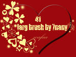 41 larg brush