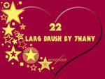 22 larg brush