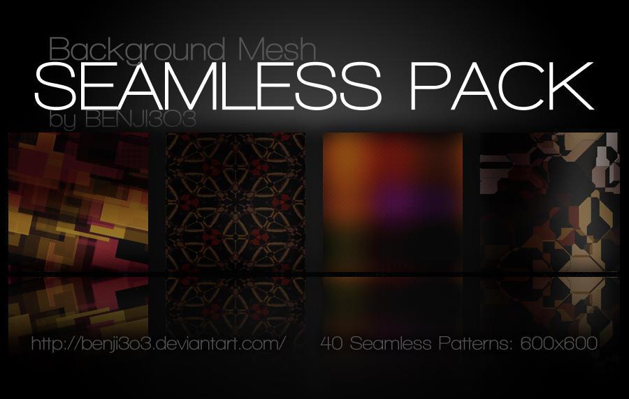 Seamless - Background Mesh by Benji3O3