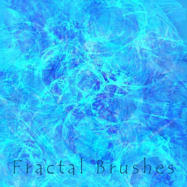 Fractal Brushes by KenshinJennings