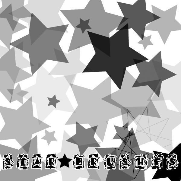 Star Brushes by KenshinJennings